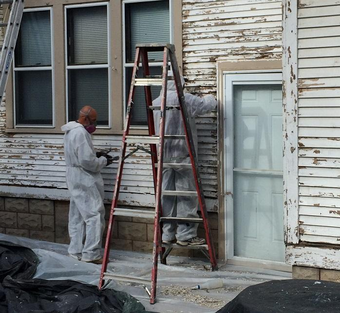 Exterior Lead Based Paint Stabilization Program Picture